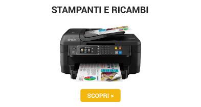 stampanti e ricambi informatica esse