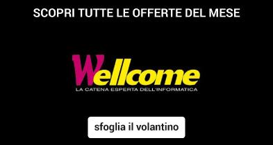 volantino wellcome informatica esse