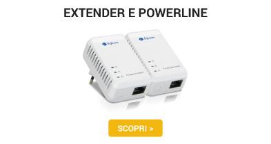extender e powerline informatica esse