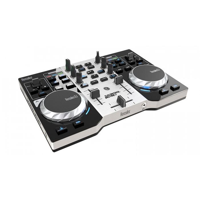 Console controller mixer DJ Hercules Instinct serie S