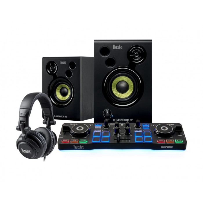 Console DJ Hercules DJStarter Kit