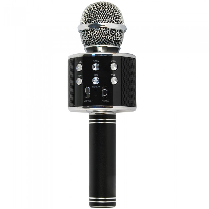 Microfono Karaoke Bluetooth con casse radio FM MP3 selfie Xtreme 27837