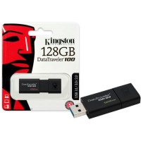 PENDRIVE  128GB USB KINGSTON G3 3.1 3.0 2.0  DT100G3/128GB