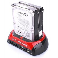 Docking Station Ronsen 875J All-In-One dual SATA / IDE HDD