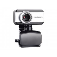 Webcam con microfono Mediacom MEA250 640x480