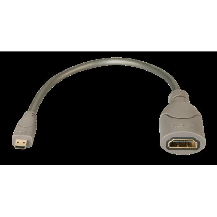 Adattatore HDMI a Micro MDMI - 0.15m ca