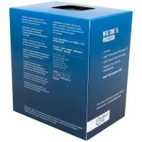 INTEL Processore Core i5-7400 (Kaby Lake) Quad-Core 3 GHz GPU integrata Intel HD 630