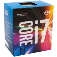 INTEL Processore Core i7-7700 (Kaby Lake) Quad-Core 3,6 GHz GPU integrata Intel HD 630