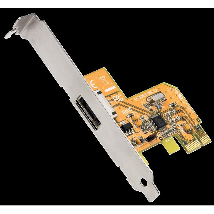 Scheda PCIe interna Trust eSATA II PCIe Card IF-3600