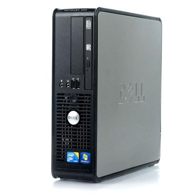 Computer Desk Dell OptiPlex 380SFF E7500 Windows 7 Pro