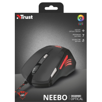 Mouse Gaming da gioco Trust GXT 111