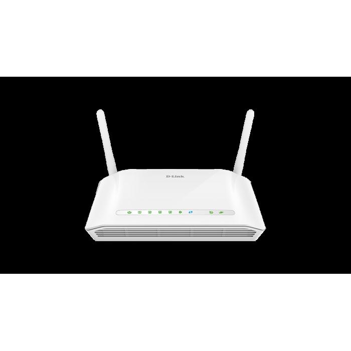 Modem Router Wifi D-Link DSL-2745 N300