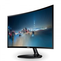"Monitor Led 24"" Samsung Curvo Full HD C24F390 HDMI-VGA"