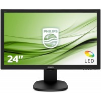 "Monitor Led 24"" Philips 243S5LDA FullHD"