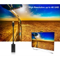 Adattatore da USB Tipo C a HDMI 4K  Macbook & smartphone