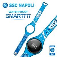 Orologio Braccialetto Smart Fitness Techmade Freetime Ufficiale SSC Napoli