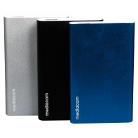 Power Bank Rapido 10000mah carica batterie veloce Mediacom powerbank