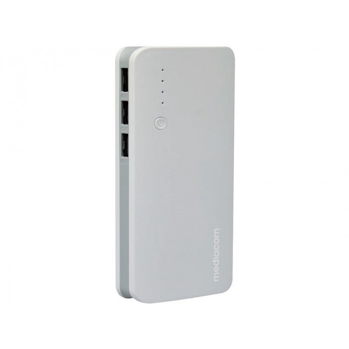 Caricabatterie universale Mediacom SOS PowerBank 15000