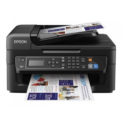 Epson WorkForce WF-2630WF - stampante multifunzione / Fax / fotocopiatrice / scanner