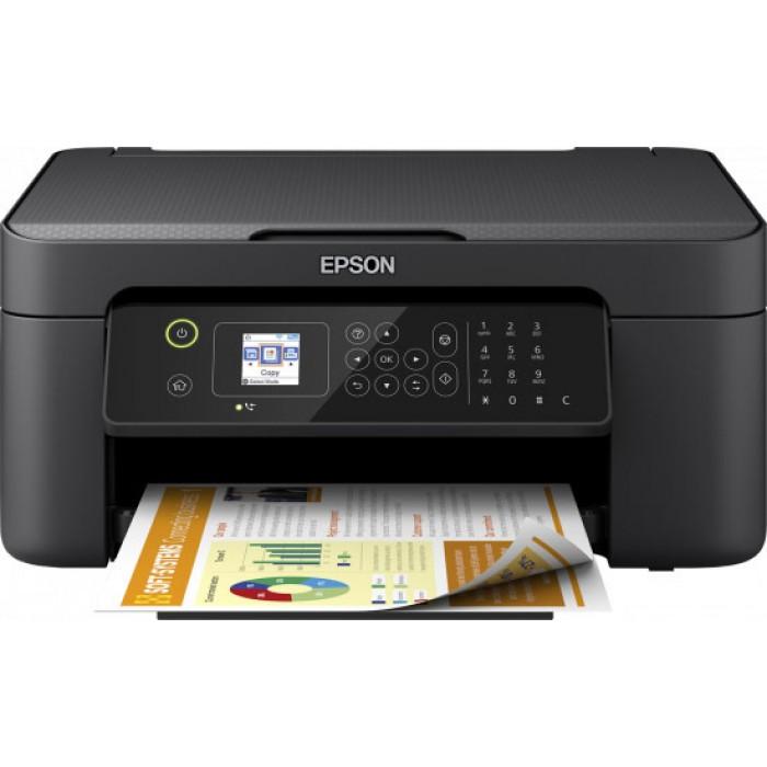 Stampante Multifunzione Epson WF-2810DWF 4 in 1 Wifi con Fax