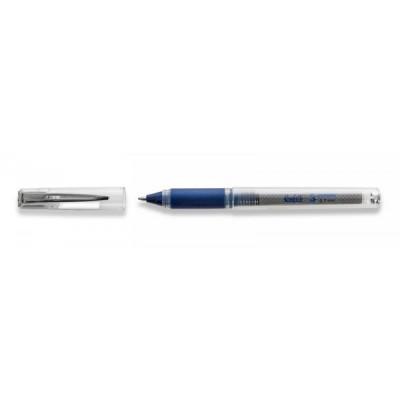Kit di 6 penne Buffetti Roller superfluid con sfera in ceramica 0.7 scrittura di precisione blu