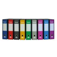 Raccoglitore Registratore Basic - Formato Protocollo - Dorso 8 cm - Buffetti