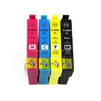 Cartuccia Inchiostro Compatibile Epson T2992XL ciano