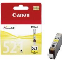 Cartuccia Inchiostro Originale Canon CLI-521Y giallo