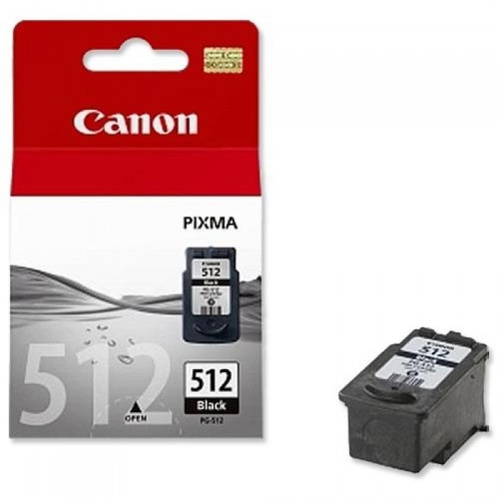 Cartuccia Inchiostro Originale Canon PG512 nera MP490
