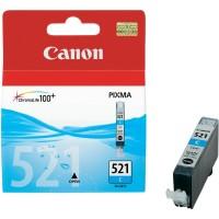 Cartuccia Inchiostro Originale Canon CLI-521C ciano