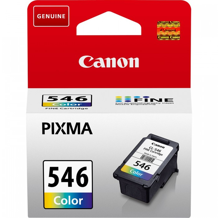 Cartuccia Inchiostro Originale Canon PG546 colore