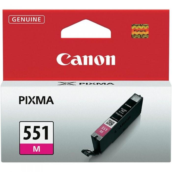 Cartuccia Inchiostro Originale Canon CLI-551M magenta