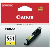 Cartuccia Inchiostro Originale Canon CLI-551Y giallo