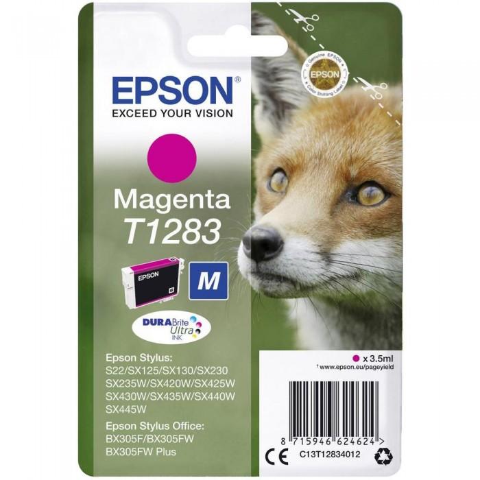 Cartuccia Inchiostro Originale Epson T1283 magenta