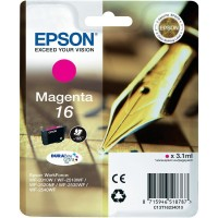 Cartuccia Inchiostro Originale Epson T1623 magenta
