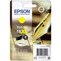 Cartuccia Inchiostro Originale Epson T1634XL giallo