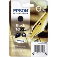 Cartuccia Inchiostro Originale Epson T1631XL  nera
