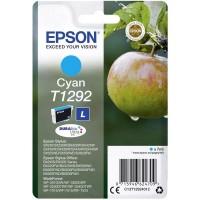 Cartuccia Inchiostro Originale Epson T1292 ciano