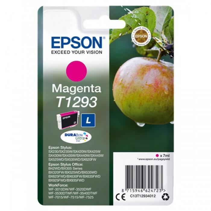 Cartuccia Inchiostro Originale Epson T1293 magenta