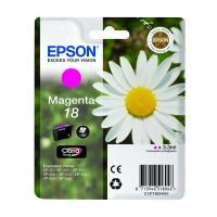 Cartuccia Inchiostro Originale Epson T18 magenta