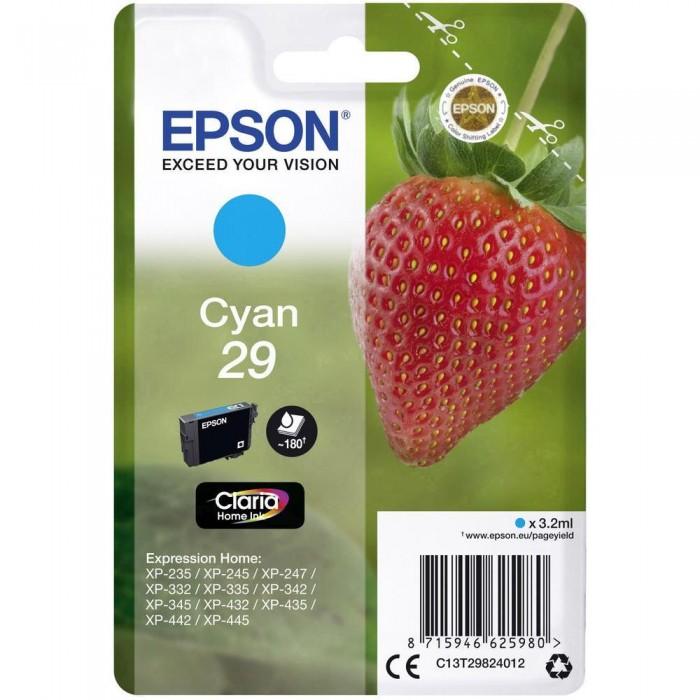 Cartuccia Inchiostro Originale Epson T2982 ciano