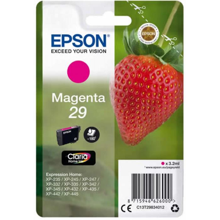 Cartuccia Inchiostro Originale Epson T2983 magenta