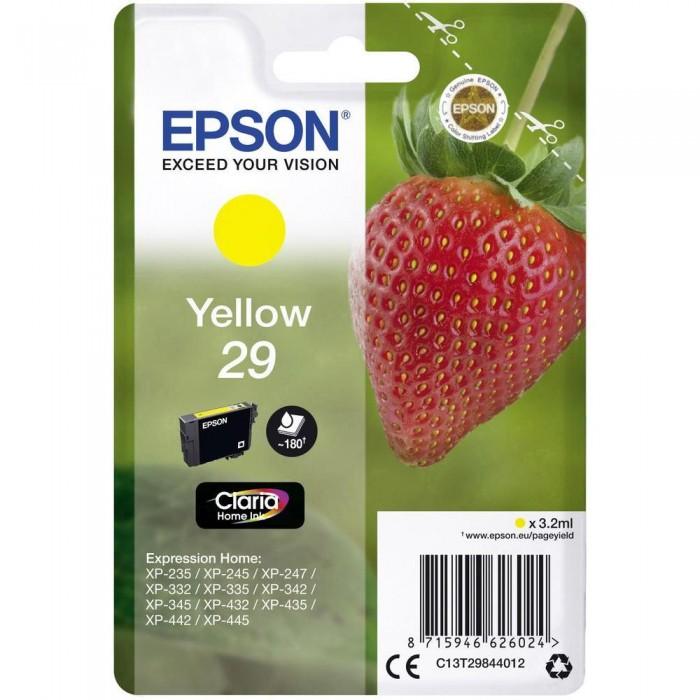 Cartuccia Inchiostro Originale Epson T2984 giallo