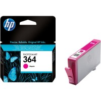 Cartuccia Inchiostro Originale HP 364 magenta