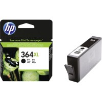 Cartuccia Inchiostro Originale  HP 364 XL Nero CN684EE