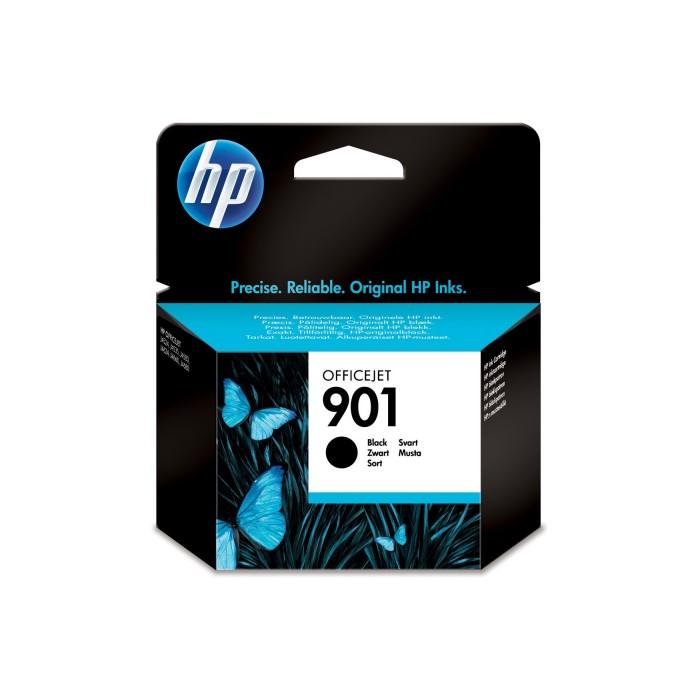 Cartuccia Inchiostro Originale HP 901 nera