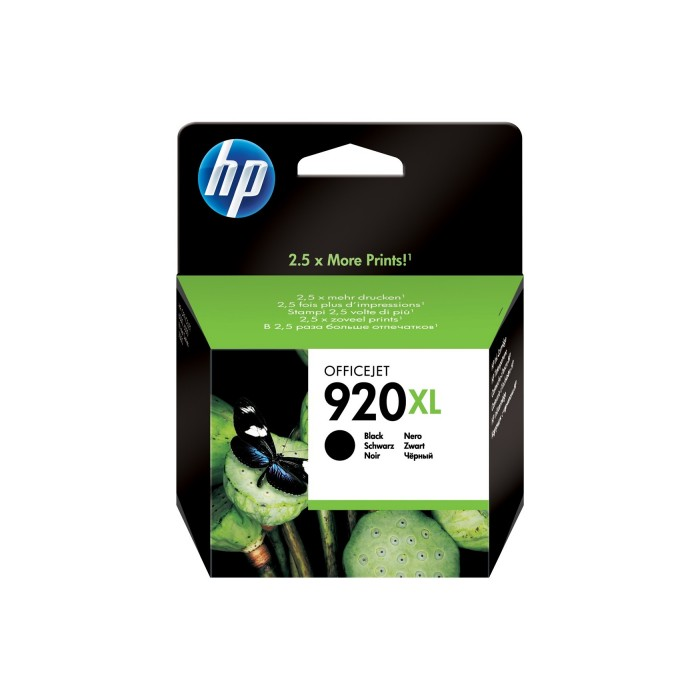 Cartuccia Inchiostro Originale HP 920XL nera