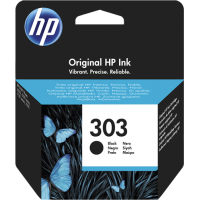Cartuccia ricambio inchiostro originale HP 303 nero