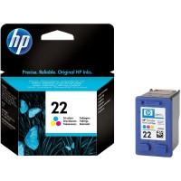 Cartuccia Inchiostro Originale HP 22 colore