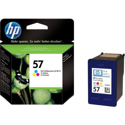 Cartuccia Inchiostro Originale HP 57 colore